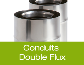 Conduit Double Flux