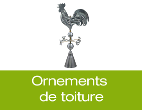 Ornements de toiture